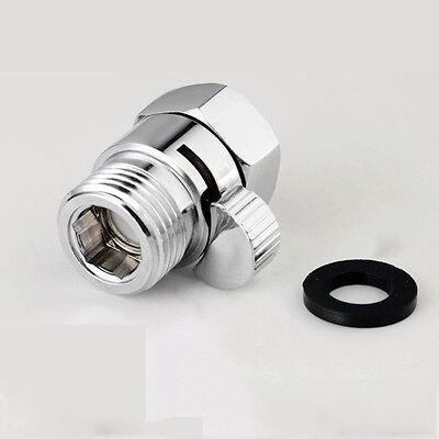 """New G1/2"""" Shut off valve Plumbing Flow Valve For Bidet Sprayer and Shower"""