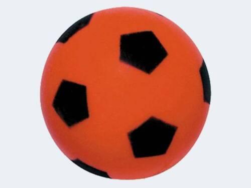 Breimeir Softball 12cm Adriatic Rot//Schwart Sommer Outdoor Trend Spielzeug