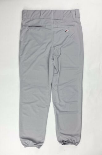 ALLESON Athletic Baseball Performance Game Pant Softball Homme L Gris 605P