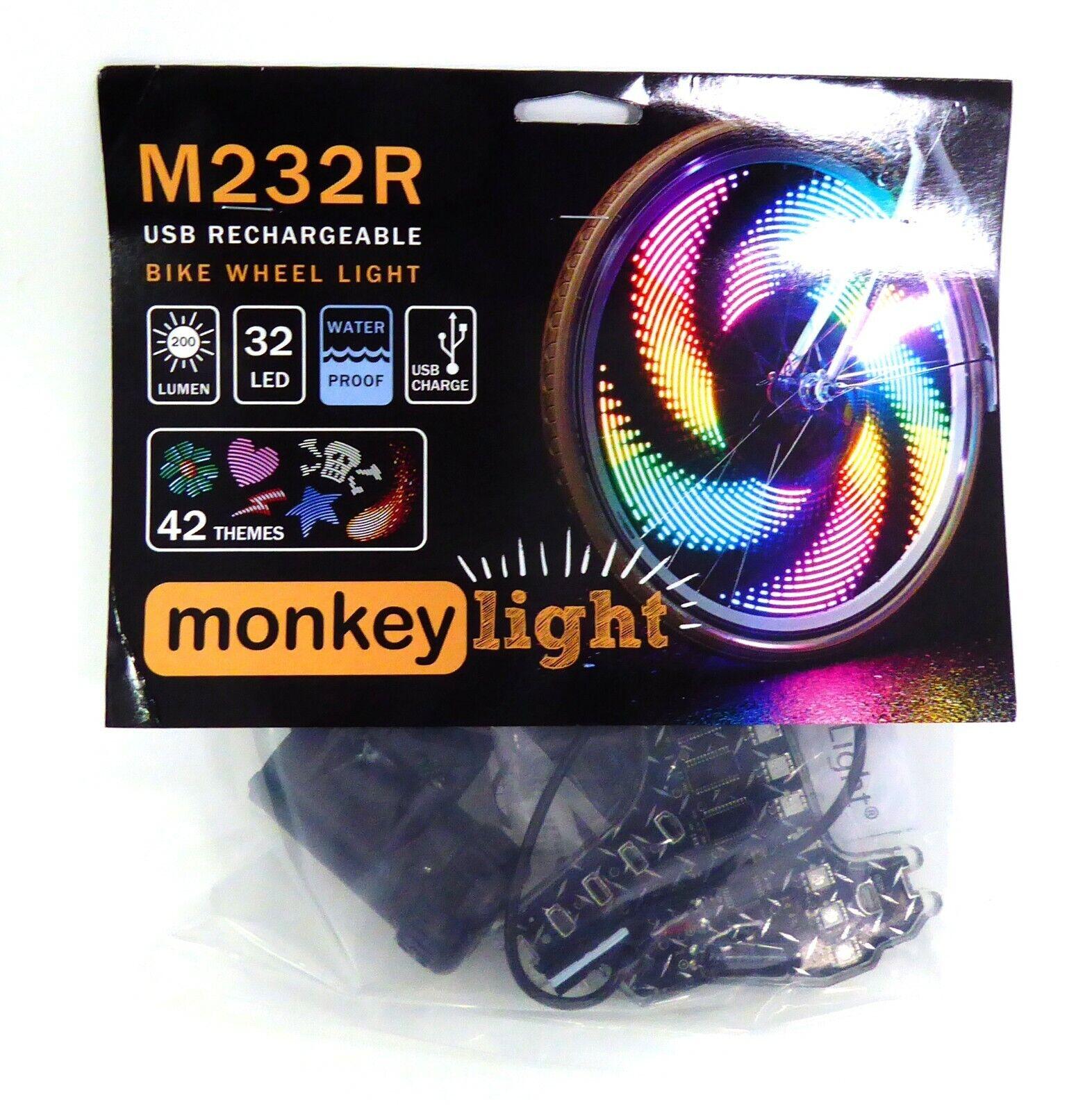 Bike Wheel Monkeylectric Battery Pack Harness Case Monkey Light M204 M210 M232