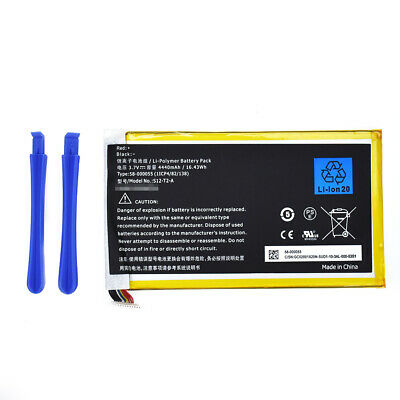 For Amazon Kindle Fire HD 7 3rd Gen P48WVB4 26S1005 58-000055 OEM New Battery