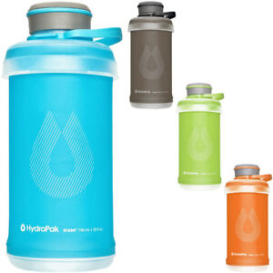 HydraPak Stash 750ML Collapsible Lightweight Compact Water Bottle