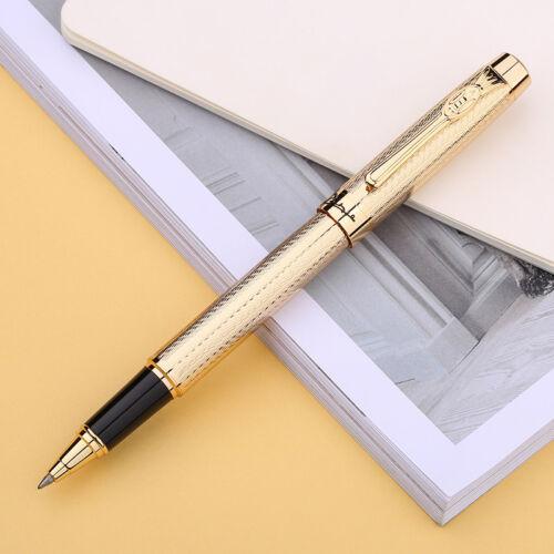 Picasso 933 Avignon Noble Golden Roller Pen with Ink Refill Advanced Gift Pen
