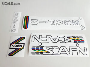PICCHIO SPECIAL decal set  sticker bicycle silk screen  FREE SHIPPING