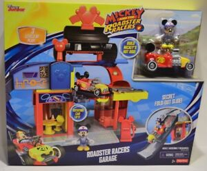 Fisher-Price Disney Mickey the Roadster Racers Garage Playset