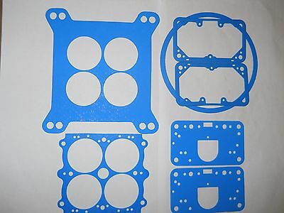 Holley Vacuum Secondary Blue Gasket Kit For 850-1000 CFM Carbs Model 4150