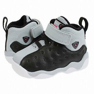 03cc8660451 Nike Jordan Jumpman Team GT Boys Toddler Shoes Vivid Pink Wolf Grey ...