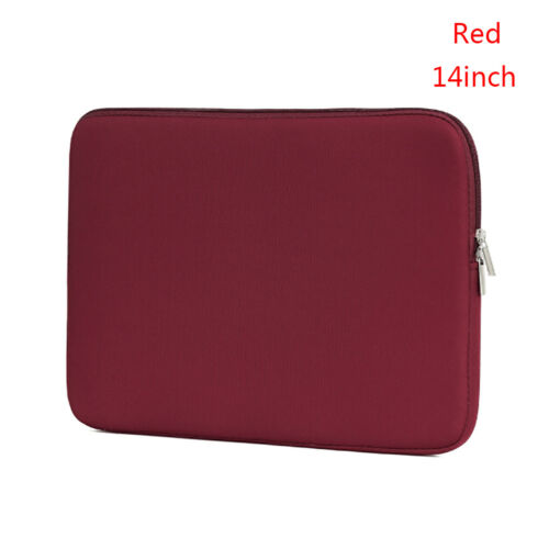 Laptop Case Bag Soft Cover Sleeve Pouch For 14/'/'15.6/'/' Macbook Pro Noteb TC