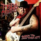 Back to New York City by Popa Chubby (CD, Oct-2011, Provogue)