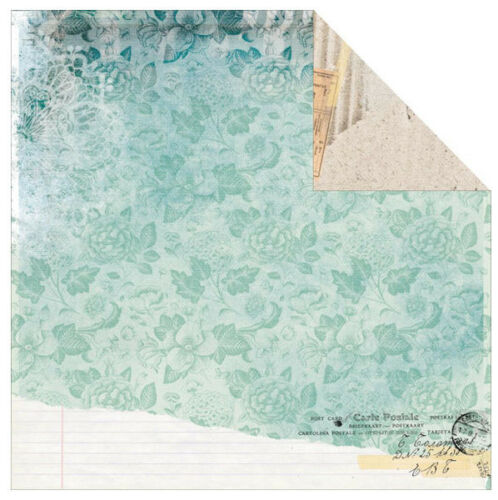 Kaisercraft 12x12 Scrapbooking Paper Oh si Lovely Collection girly