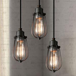 Image Is Loading Retro Ceiling Hanging Lamp Chandelier Pendant Lighting Fixtures