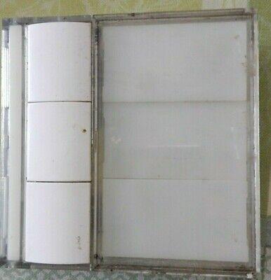 Schneider Electric Doppeldrucktaster XB5AW73731B5 3 Tasten+LM 24V XB5AW73731B5