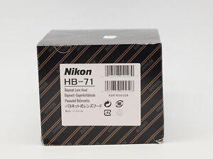 Nikon HB-71 Bayonet Lens Hood