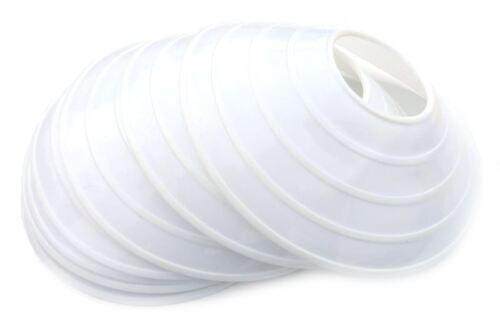 10 Formation sur sécurité Marqueurs Agilité Cônes sport limites cône espace plat