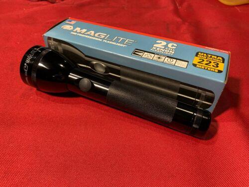 Maglite-P//N 102-000-482 S2C015L 2 Cell Xenon Lampe De Poche-Made in USA