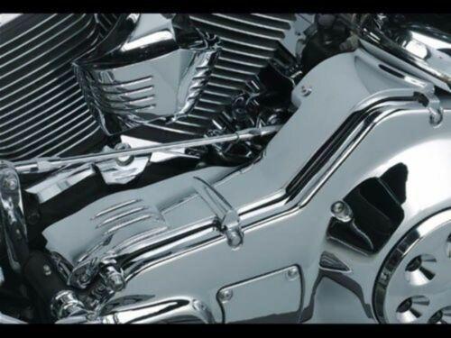 Kuryakyn Chrome Inner Primary Cover Accent Trim Harley Touring 1990-2006 TC Evo