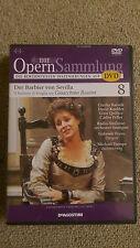 ***   Die Opernsammlung -Nr.8 Der Barbier von Sevilla, DVD