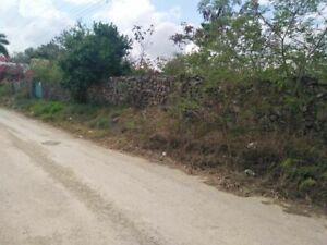 Terreno en venta ubicado en Cholul