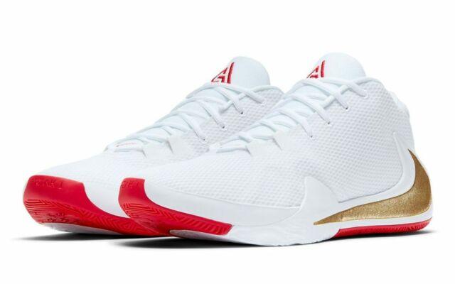 Nike Zoom Freak 1 Giannis Roses White