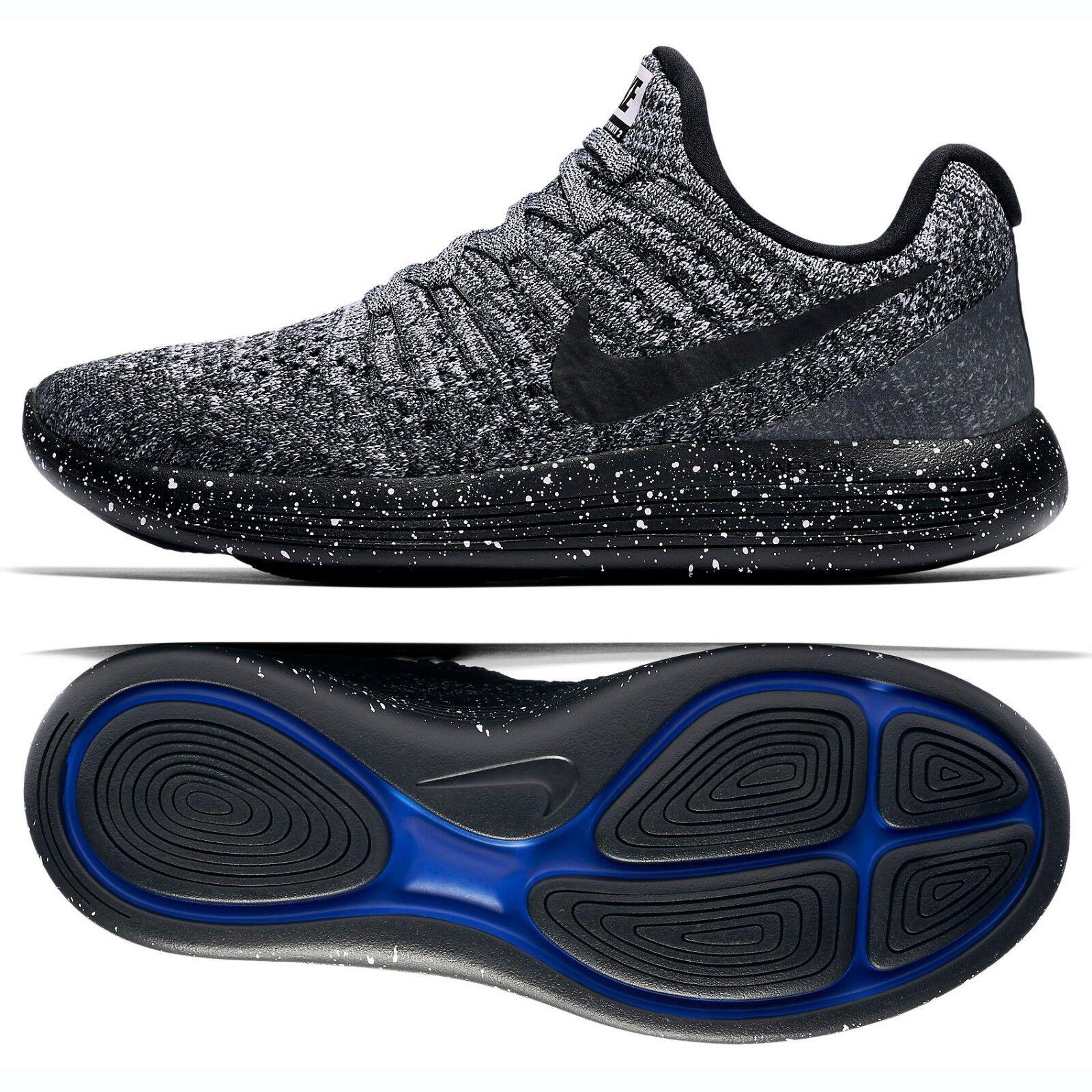 Nike W W W LunarEpic Low Flyknit 2 nero Racer blu 863780-041 Donna  Running scarpe 513656