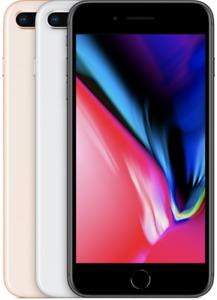 Apple iPhone 8 PLUS 64GB / 256GB Space Grau / Silber / Gold NEU - Ohne Simlock
