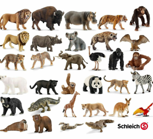 Schleich Wild Life GRAND PANDA PANDA BEAR ANIMAL SAUVAGE jeu personnage jouet 14772