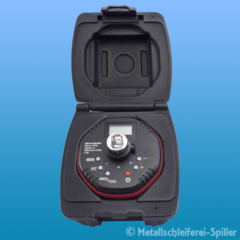 Kraftwerk ® 4082-12 Digitaler Drehmoment - Winkel - Adapter