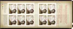 Kanada 2011 Carrie Beste Broschüre Nicht Gefaßt Postfrisch