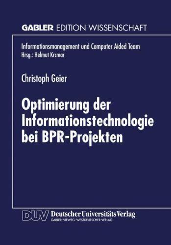 Informationsmanagement Und Informationstechnologie