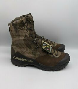 Men/'s Under Armour Infil Ops Gore-Tex Tactical Boots 1287948-900 Brown Size 10