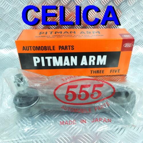 CELICA TA23 RA23 RA24 RA28 TA28 RA35 RA29 TA35 PITMAN ARM MADE IN JAPAN