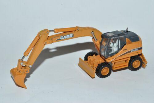 Case WX 185SR Bagger Baufahrzeug H0 1//87 Cararama Modell Auto mit oder ohne in..