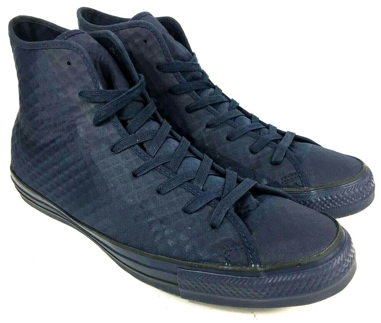 Converse All Star Chuck Taylor Hi Top Zapatillas Azul Tectuff Talla 12 nuevo 154905C