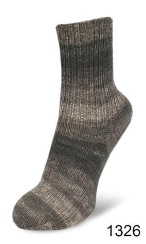 9,90 €// 100gr 50 Gr Noble Sock Yarn Cashmere-Merino from Rellana 4 Thread