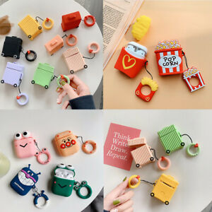 Case 3d Protective For Airpod Kawaii Cover Skin Cute Silicone