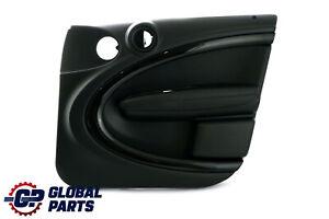 BMW-Mini-Countryman-R60-Anteriore-Destro-S-Porta-Carta-Finitura-Pannello-Carbon