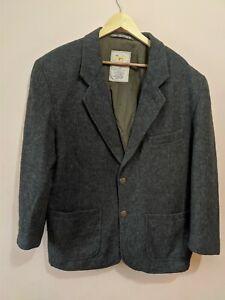 Camel-COLLECTION-Mens-Blazer-Jacket-Jacket-Wool-Grey-Size-25-52-XL