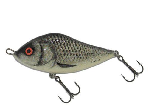 Jerkbait Salmo Slider SD10S 10cm 3.93inch 46g sinking lure Pike Zander Bass