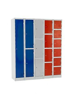 Metal Steel Lockers for Staff, Gyms, Changing Rooms, Offices ...