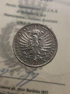 25-Cents-Valeur-1903-RAR-Sup-Fdc-Avis-D-Expert-Vittorio-Emanuele-III