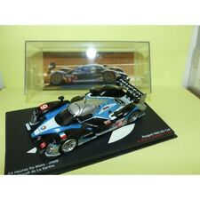 Avant Slot Peugeot 908 HDI FAP n.9 Primo Posto Le Mans 2009 Modellino