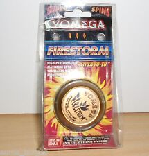 Yomega Hyper yo-yo Firestorm Cardado sin abrir BANDAI