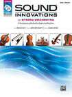 Sound Innovations for String Orchestra, Bk 1: A Revolutionary Method for Beginning Musicians (Bass), Book, CD & DVD by Alfred Publishing Co., Inc. (Paperback / softback, 2010)