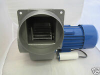 Centrifugal Fan 1300m3/hr high power 230v new 0.55KW 2900rpm 150mm connections