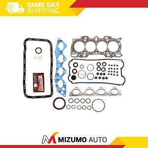 Graphite-Full-Gasket-Set-Fit-97-01-Honda-CR-V-2-0L-B20B4-B20Z2-DOHC-16V