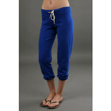 MONROW CLASSIC BLUE SAIL SWEATPANTS MEDIUM