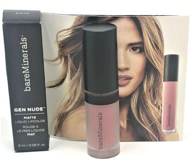bareMinerals Gen Nude Latte Eyeshadow Palette A1429 for