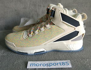 get cheap cf65d 43071 Image is loading Unrelease-Adidas-D-Rose-6-Boost-Primeknit-multicolor-