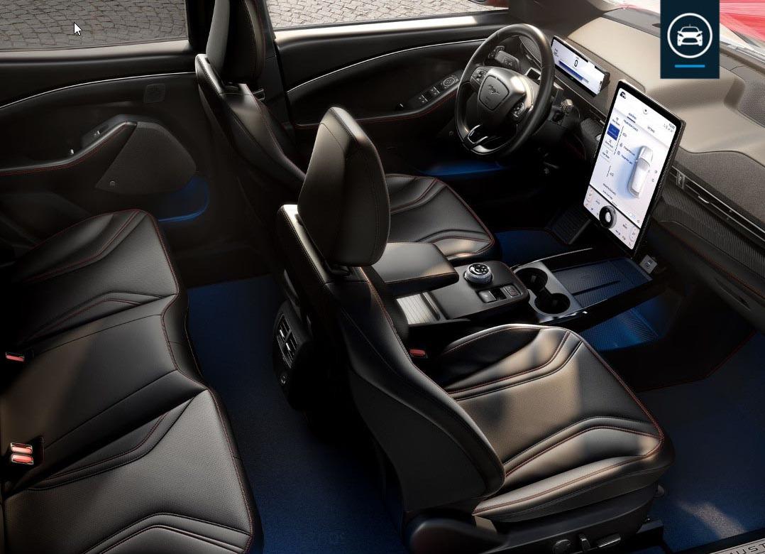 Ford Mustang Mach-E  Extended Range - billede 8