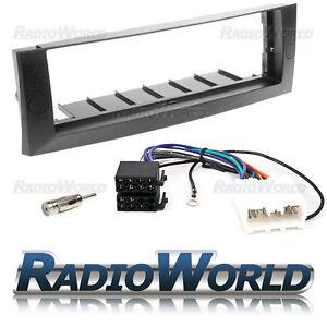 Mitsubishi-Colt-Stereo-Radio-Kit-de-montaje-Fascia-Panel-Adaptador-Single-Din